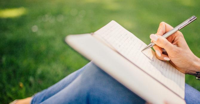 Podcast 005 – Journaling: Wie du die Kraft des Schreibens für dich nutzbar machst
